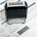Privacy Stamp Self-Inking - 1 Stamp
