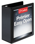Easy-Open Extra-Wide Locking Slant-D Binder - 1 Binder