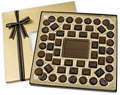 Personalized Milk Chocolate Truffle Gift Box 25 (24 oz. Gift Boxes)