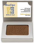 Milk Chocolate Business Card - 100 cards