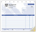 Invoices - Small Lined - 250 Invoices