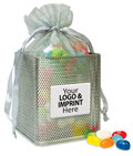 X-Cube Pen Holder with Jelly Bellys  -  25 Holders