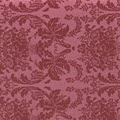Pompeian Red Damask Tissue Paper, 20