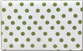 Green Dots Tissue Paper, 20