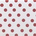 Red Dots Tissue Paper, 20