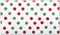 Red and Green Dots Tissue Paper, 20
