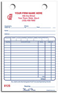 Register Forms, Classic, Cash and Charge - 250 Forms