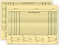 Veterinary Exam Records, Canine, Two - Sided - 100 forms