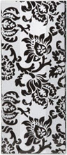 Patterned Cello Bags, Black Damask, 5