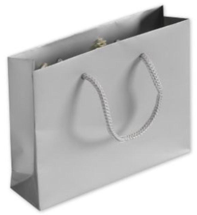Matte Laminated Mini Euro Totes Color Choice 200 Bags
