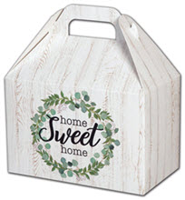 Farmhouse Home Sweet Home Gable Boxes