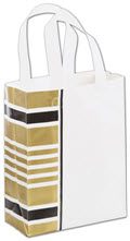 Sleek Style Shoppers 8 x 4 x 10
