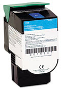 OEM Extra High-Yield Toner 39v2431 Cyan - 1 Cartridge
