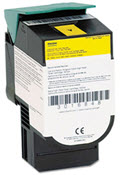 OEM Extra-High-Yield Toner 39v2433 Yellow - 1 Cartridge