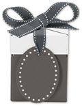 Grad Grey Giftalicious Pop-Up Boxes, 3