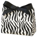 Zebra Purse Style Gift Card Holders - 100 Holders