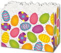 Easter Eggs Gift Basket Boxes, 6 3/4 x 4 x 5 - 6 Boxes