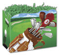 Gift Basket Boxes 6 3/4 x 4 x 5 - Pack of 6 boxes
