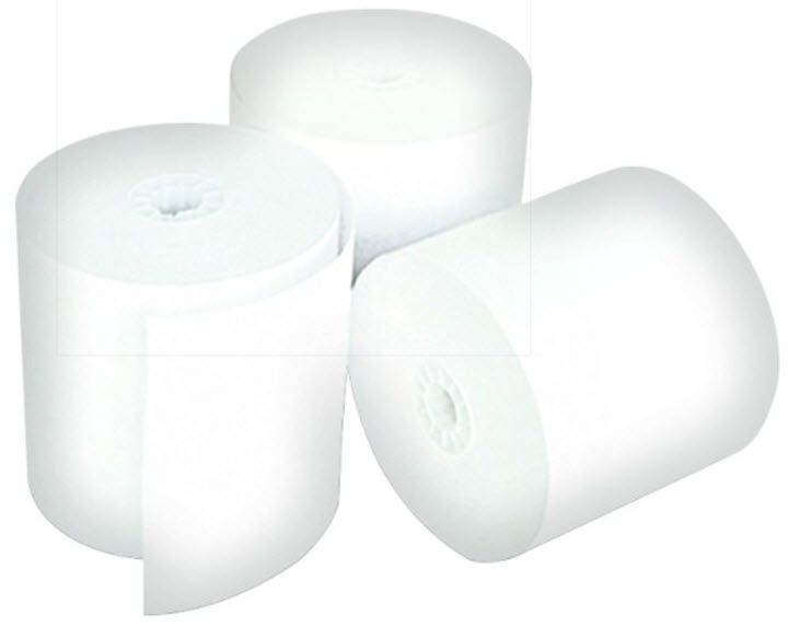 Thermal Receipt Rolls - 1 Carton