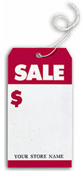 Sale Tag - 250 tags