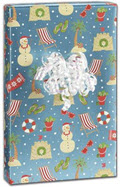 Beach Holiday Gift Wrap 30