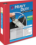 Heavy-Duty View Binder with locking Rings - 1 Binder