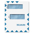 Offset Window First Class Mail Envelope Peel and Close  -  100 Envelopes