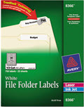 Permanent File Folder Labels Trueblock - 750 Labels