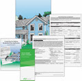 Mortgage Application Packet - 100 Packets, Legal Size