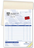 Purchase Orders Booked - 100 Forms