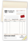 Purchase Orders - 100 Forms