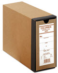 Columbia Recycled Binding Cases 2 1/2