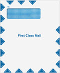 First Class 1040 Window Envelope, 9 1/2 x 11 1/2, 100 Envelopes