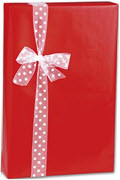 Red Ultra Gloss Gift Wrap 24