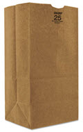 Kraft Paper Bags Extra Heavy-Duty - 500 Bags
