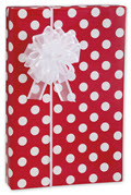 Cherry dots Gift Wrap 24