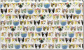 Kitty Cats Tissue Paper 20