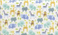 Zoo Tissue Paper 20