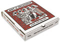 Takeout Containers 14in Pizza White 14w X 14d X 2 1/2h  -  50 Boxes