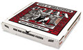 Takeout Containers 16in Pizza White 16w X 16d X 2 1/2h  -  50 Boxes