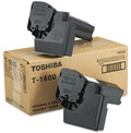OEM T1600 Toner Black - 2 Cartridges