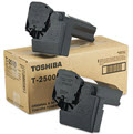OEM T2500 Toner Black - Pack of 2 Cartridges