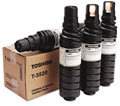 OEM T3520 Toner Bottle Black - 4 Cartridges