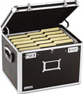 Locking File Chest Storage Box 17-1/2 X 14 X 12-1/2  -  1 Storage Box