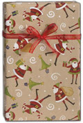 The Night Before Christmas Gift Wrap 24