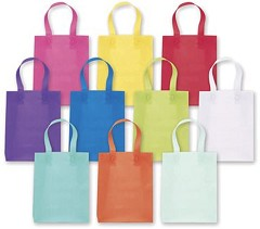Frosted High Density Shoppers Assortment - 120 Bags