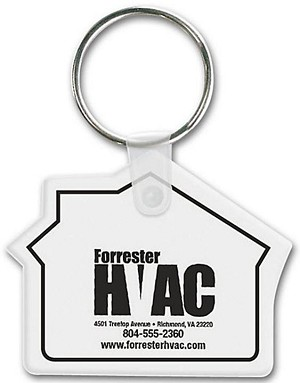 House Key Tag - 125 Key Tags