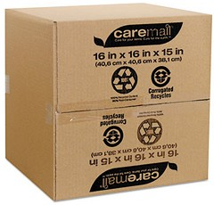 Mailing Storage Box - 12 Boxes