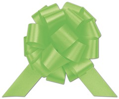 Citrus Satin Perfect Pull Bows, 20 Loops, 5 1/2 - 50 Bows