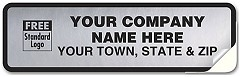 Tuff Shield Weatherproof Vehicle Labels - 125 Count